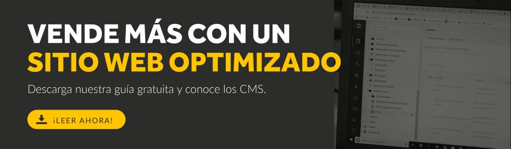 Ebook CMS para sitios web y landing pages