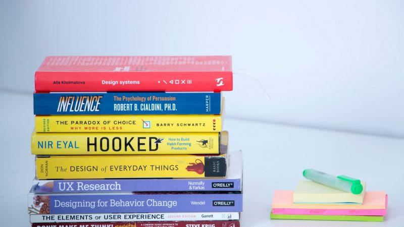 Libros sobre experiencia de usuario y usabilidad